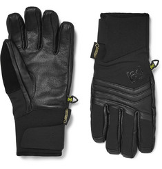 BURTON AK Clutch Leather and DRYRIDE Ultrashell™ Gloves