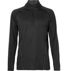 2XU Thermal Active Textured Stretch-Jersey Half-Zip Top