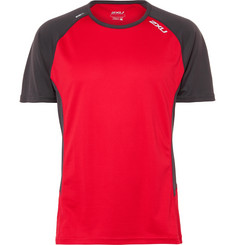 2XU Ice X Stretch-Jersey Running T-Shirt