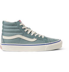 Vans OG Sk8-Hi LX Suede and Canvas High-Top Sneakers