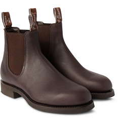 R.M. Williams - Gardener Whole-Cut Leather Chelsea Boots