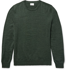 Gant Rugger Mélange Merino Wool Sweater