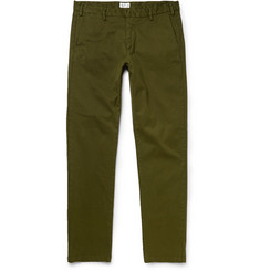 Gant Rugger Stretch-Cotton Twill Trousers