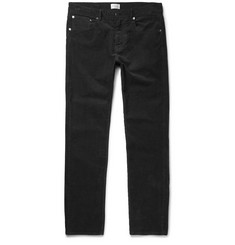 Gant Rugger Garment-Dyed Stretch-Cotton Corduroy Trousers
