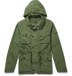 J.Crew Field Mechanic Garment-Dyed Cotton Jacket