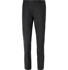 J.Crew Grey Ludlow Slim-Fit Wool Suit Trousers