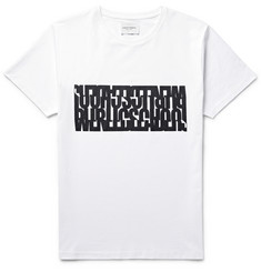 Public School - Printed Cotton-Jersey T-Shirt