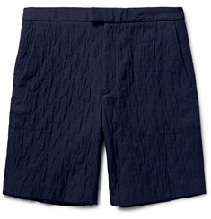 Public School Oshu Quilted Cotton Shorts