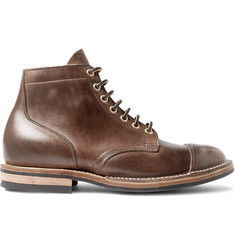 Viberg Leather Service Boots