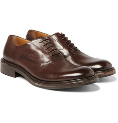 O'Keeffe - Leather Derby Shoes