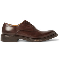 O'Keeffe Leather Derby Shoes
