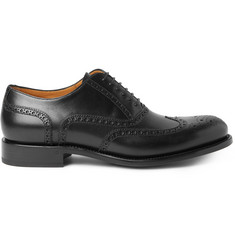 O'Keeffe Algy Leather Wingtip Oxford Brogues