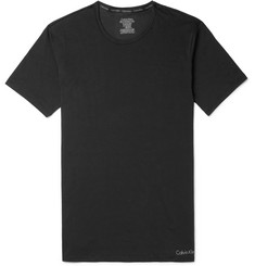 Calvin Klein Underwear Liquid Stretch-Cotton Jersey T-Shirt