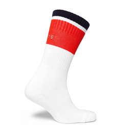 Lacoste Tennis - Cotton-Blend Tennis Socks
