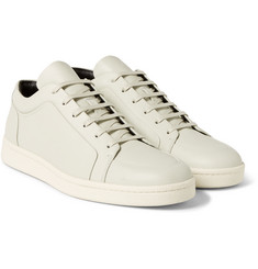 Balenciaga - Leather Sneakers