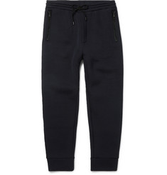 Balenciaga Slim-Fit Tapered Wool-Blend Jersey Sweatpants