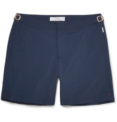 Kingsman - + Orlebar Brown Bulldog Mid-Length Swim Shorts