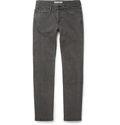 Burberry - Slim-Fit Stretch-Denim Jeans