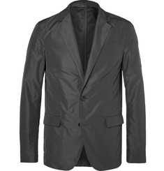 Jil Sander Grey Slim-Fit Unstructured Shell Blazer