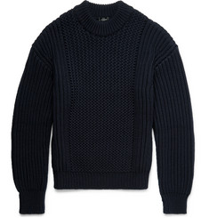 Jil Sander Knitted Wool Sweater