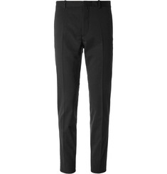Jil Sander Achille Slim-Fit Stretch Wool-Blend Trousers