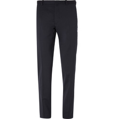 Jil Sander Achille Slim-Fit Wool-Blend Gabardine Trousers