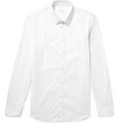 Jil Sander - Baita Slim-Fit Stretch Cotton-Blend Poplin Shirt