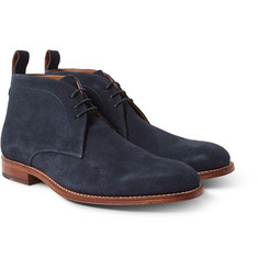 Grenson - Marcus Suede Chukka Boots