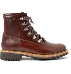 Grenson Justin Panelled Leather Boots