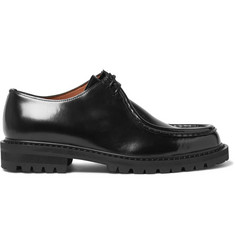 Dries Van Noten - Leather Derby Shoes