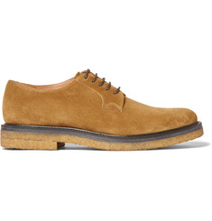 Dries Van Noten Suede Derby Shoes
