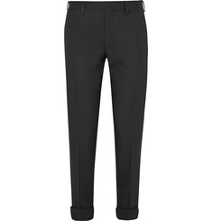 Dries Van Noten - Phillip Tapered Wool Trousers