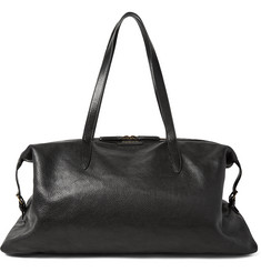 Dries Van Noten - Full-Grain Leather Holdall