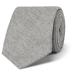 Brunello Cucinelli - Wool, Silk and Cashmere-Blend Tie