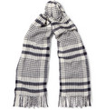 Acne Studios - Canada Checked Virgin Wool Scarf