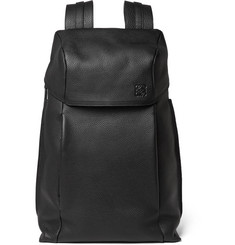 Loewe - T Full-Grain Leather Backpack