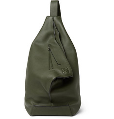 Loewe - Anton Full-Grain Leather Backpack