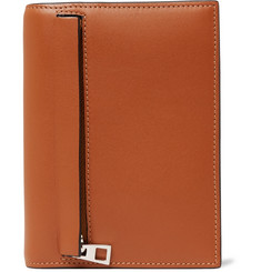 Loewe Zipped Leather Bifold Wallet