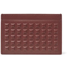 Balenciaga - Studded Leather Cardholder