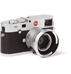 MR PORTER 5th ANNIVERSARY + Leica M240 Camera