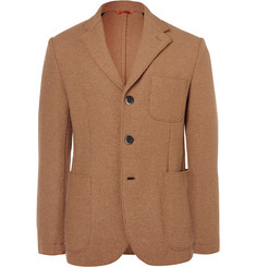 Barena Unstructured Boiled Wool Blazer