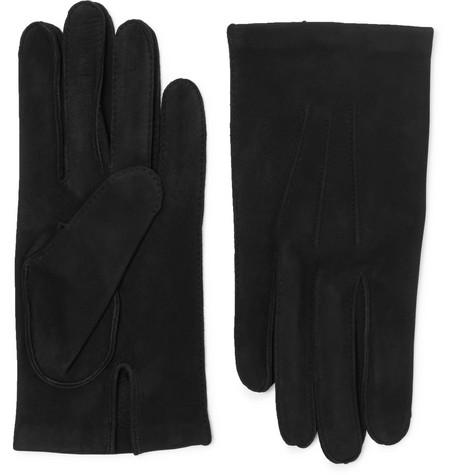 Nubuck Gloves