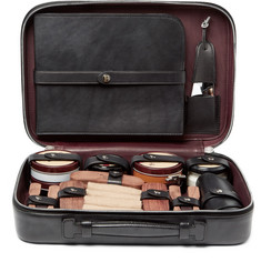 Berluti - Shoe Care Kit with Leather Case