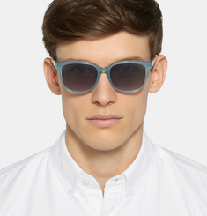 Orlebar Brown D-Frame Acetate Sunglasses