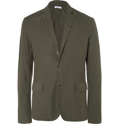 Tomas Maier Slim-Fit Unstructured Cotton Blazer