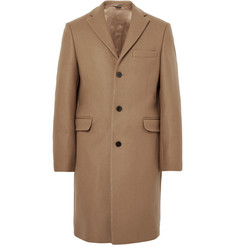 Acne Studios Garret Melton Wool Overcoat