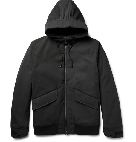 Portland Padded Shell Hooded Jacket
