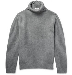 Acne Studios Kalle Ribbed Wool Rollneck Sweater