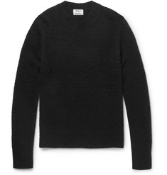 Acne Studios Peele Boiled Wool and Cashmere-Blend Sweater