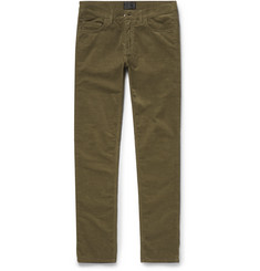 Acne Studios Ace Slim-Fit Stretch-Cotton Corduroy Jeans